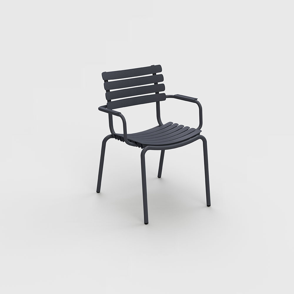 DINING CHAIR // Grey