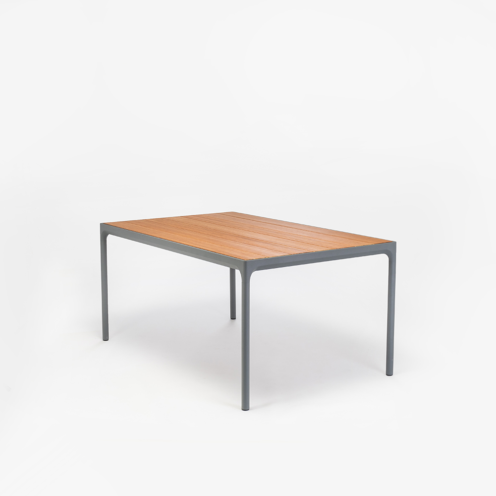 DINING TABLE 90X160 cm // Bamboo