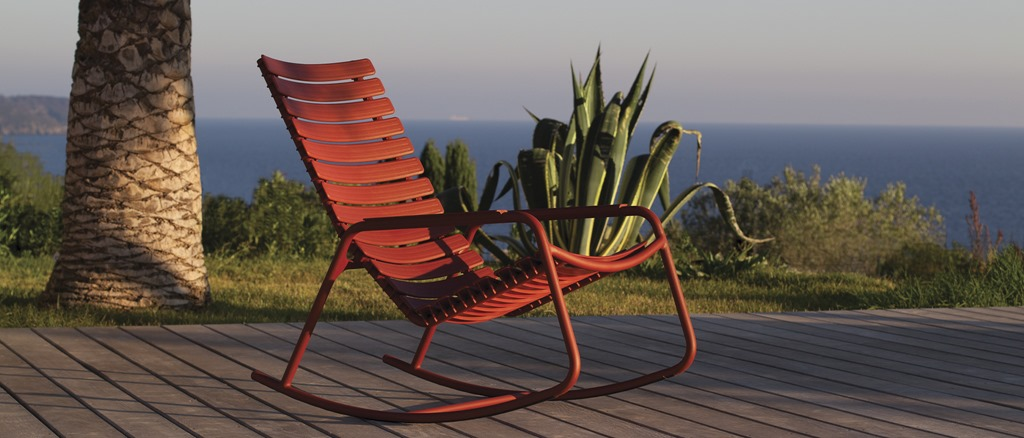 Colorful Outdoor Furniture Modern